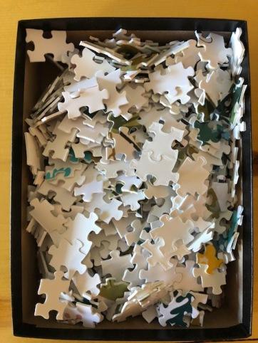 whole puzzle